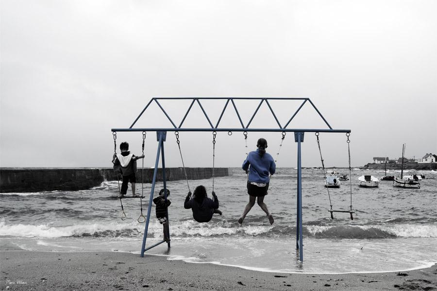 S'en balancer contre vents et marées