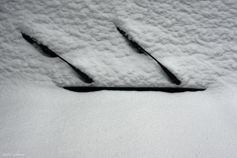 4L sous la neige