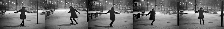 Danse du bonhomme de neige