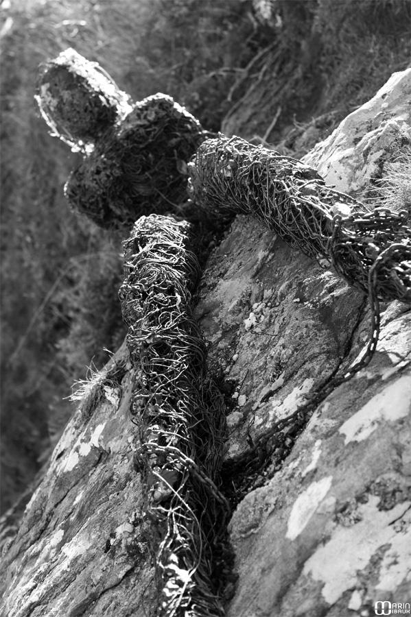 Dévoreuse de Sirènes - Sculpure de Patrice Marc More