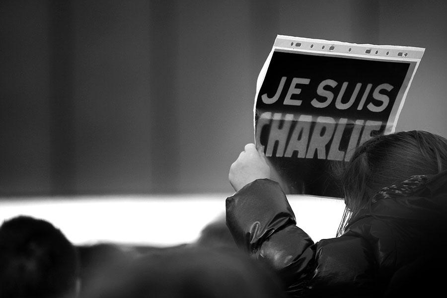 Je suis Charlie 11 janvier 2015 Rennes