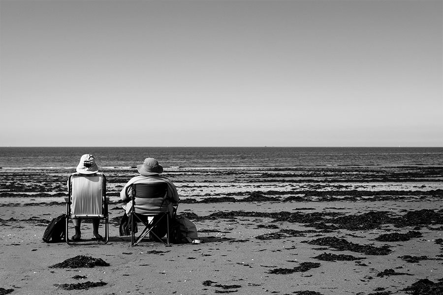 A deux face à la mer