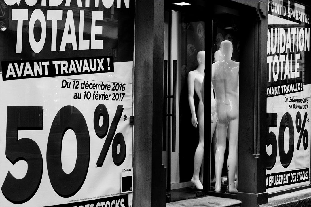 3 mannequins nus