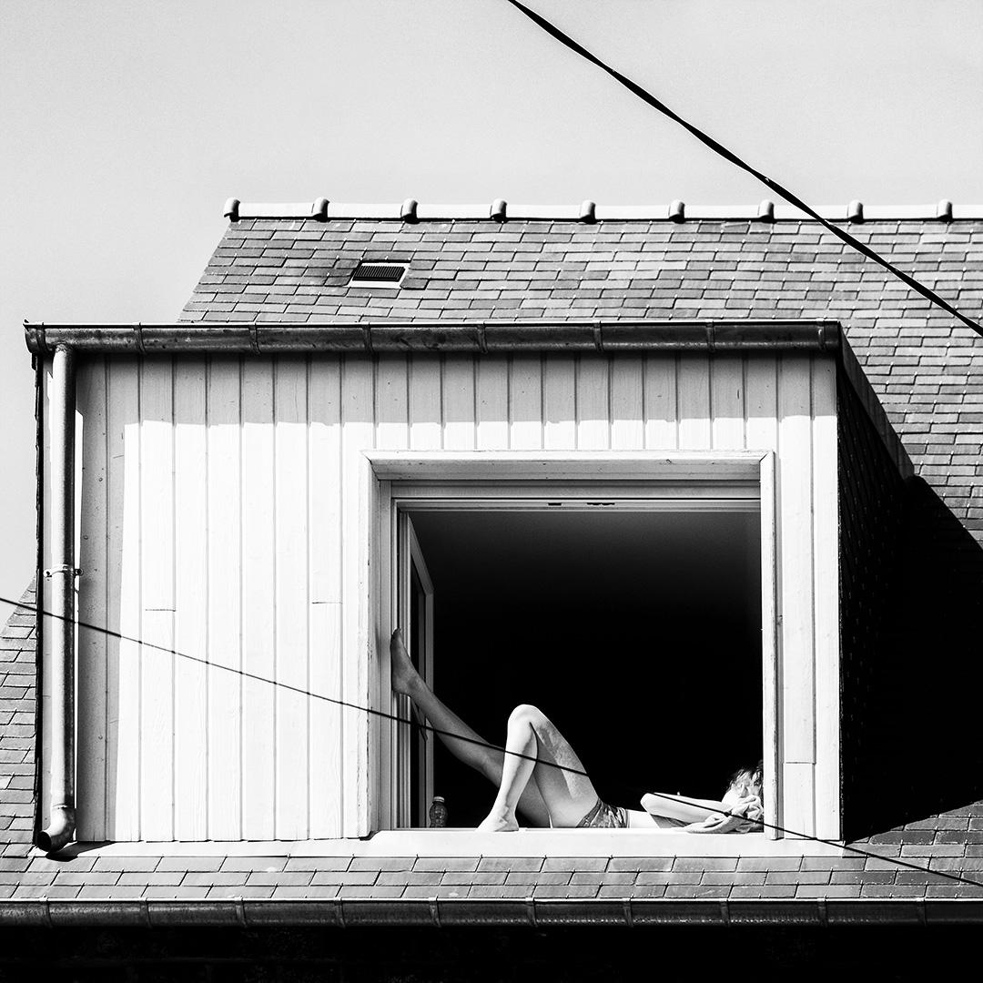 Confinement : pause sur fenêtre