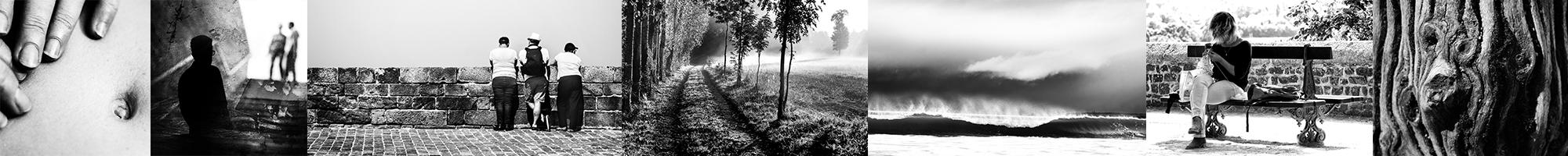 Photographie amateur noir et blanc Jean-Marin Wibaux